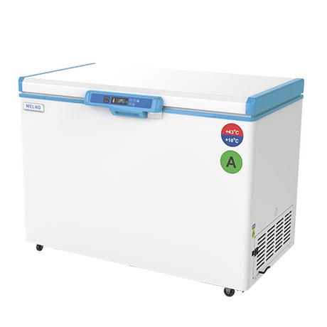refrigeradora ice lined